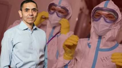 Uğur Şahin, koronavirüs pandemisinin sona ereceği tarihi açıkladı