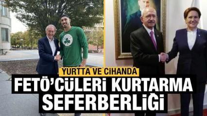 """Yurtta ve Cihanda: FETÖ'cüleri """"Kurtarma"""" Seferberliği!"""