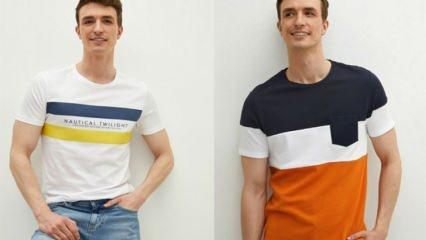 2021 erkek Tişört modelleri nelerdir? En güzel erkek tişört kombin önerileri