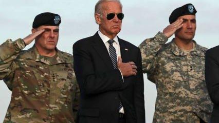 Emekli generallerden Biden'a 'uyarı' mektubu