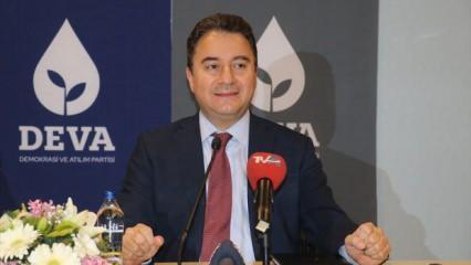 AK Parti'deyken Abdullah Gül'ü desteklediğini açıklayan Ali Babacan'ı zora sokacak belge!