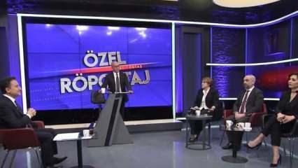 Ali Babacan'ın Halk TV hamlesi ve çatı aday meselesi
