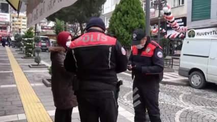 Amasya Valisi: Tam kapanmada vakalar yüzde 50 azaldı