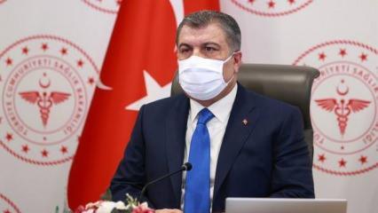 Bakan Koca'dan müjde gibi paylaşım! İstanbul'da son durum...