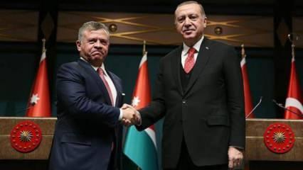 Başkan Erdoğan'dan peş peşe 'Mescid-i Aksa' görüşmesi