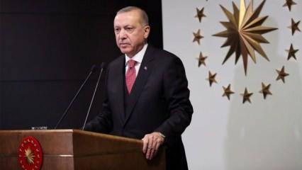 Başkan Erdoğan'dan son dakika normalleşme açıklaması! Tedbirler ne zaman gevşeyecek?