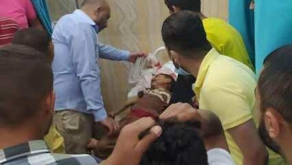 İsrail savaş uçakları vurdu: 24 şehit, 103 yaralı
