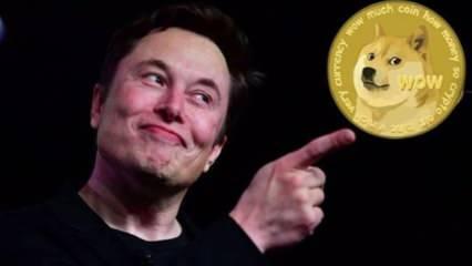 Elon Musk'tan Dogecoin hamlesi! Tesla'nın satışı...