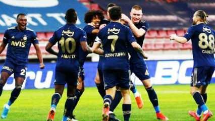 Fenerbahçe son dakikada kazandı!