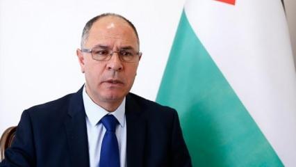 Filistin Büyükelçisi: Bu işgali söküp atacağız