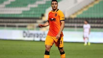 Galatasaray'da Mostafa Mohamed mucizesi!