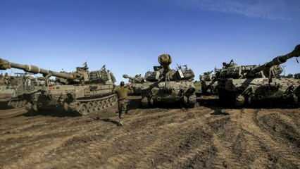 İsrailli generallerden Netanyahu ve Savunma Bakanı'na çarpıcı uyarı