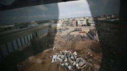 Hamas'tan İsrail'e 'bombalamaya karşı bombalama sürecek' mesajı