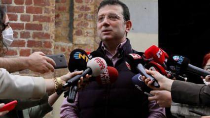 İçişleri Bakanlığı, Ekrem İmamoğlu hakkındaki iddialarla ilgili soruşturma izni vermedi!