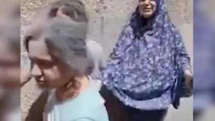 İşgalci İsrail çocukları hedef aldı