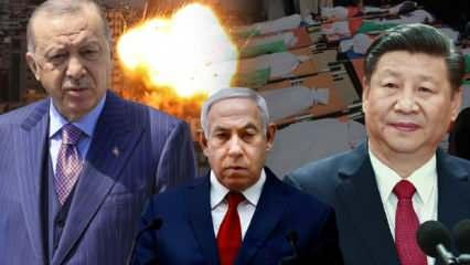 İsrail'den yeni katliam! Türkiye'den İslam dünyasına: Biz hazırız! Bir açıklama da Çin'den