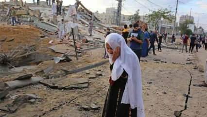 İsrailli insan hakları kuruluşu: Gazze'de savaş suçu işleniyor