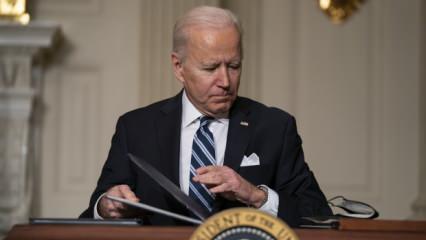 Joe Biden davet etmişti, boykot kararı aldılar