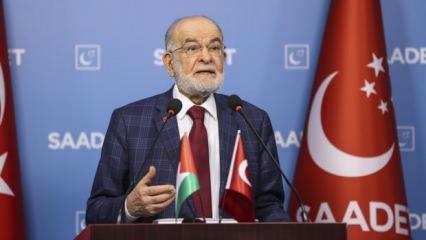 Karamollaoğlu'ndan 'Filistin' açıklaması!