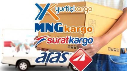 Kargolar bayramda açık mı? Ramazan Bayramında kargo firmaları dağıtım yapıyor mu?