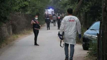 Kocaeli'de rehine krizi! Babasını öldürdü, 3'ü jandarma 9 kişiyi yaraladı