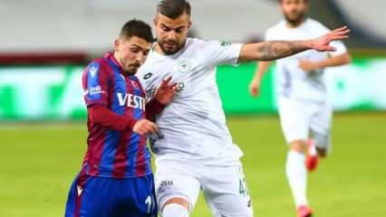 Konyaspor - Trabzonspor! İlk 11'ler