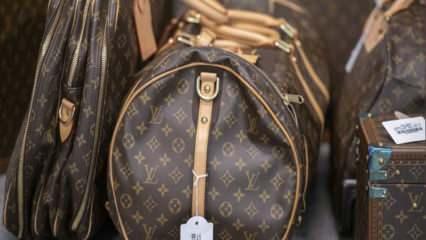 Kraliçe Eugenie, günümüz modasına yön verdi:  Louis Vuitton markasını yaptı!