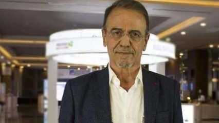 Prof. Dr. Mehmet Ceyhan'dan Favipiravir açıklaması