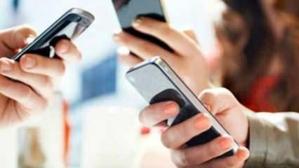 Mobil abone sayısı 65 milyonu geçti