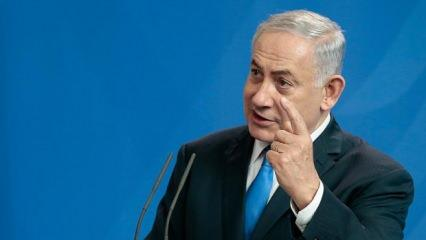 Netanyahu, İsrail'e destekleri dolayısıyla ABD'ye teşekkür etti
