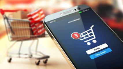 Pandemide tüketiciler mobil uygulamaları tercih etti