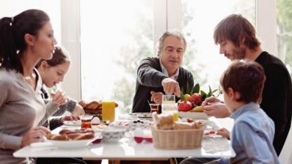 Ramazan ayından sonra nasıl beslenmeliyiz?