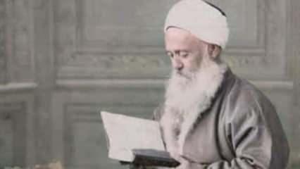 Şeyh Ahmed Ziyauddin Gümüşhanevi'nin vefatının 128. yılı