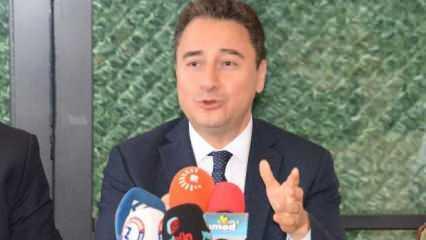 Skandal itiraf sonrası Ali Babacan'a hakkında sert sözler!