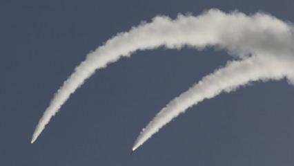 Suriye'den İsrail'e 3 roket atıldı