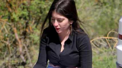 Testi pozitif olan genç kız ormanda kaybolunca kendini ihbar etti!