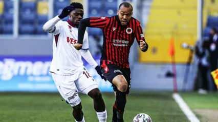 Trabzonspor - Gençlerbirliği! Muhtemel 11'ler