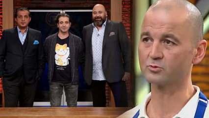 TV 8 MasterChef yarışmasından kovulan Murat Özdemir'in son hali şaşırttı!