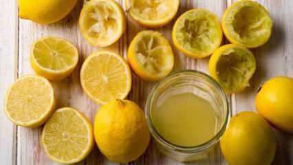 Yemekten önce limonlu su içmenin faydaları nelerdir? Limon suyu zayıflatır mı?