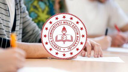 Yüz yüze sınavlar iptal olacak mı? MEB'den 17 Mayıs ortaokul ve lise sınavları için kritik açıklama!