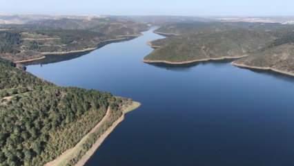 15 yılın en düşük seviyesini görmüştü! İşte İstanbul barajlarındaki son durum