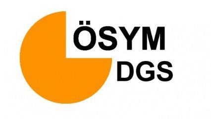 2021 DGS başvuruları ne zaman başlayacak? ÖSYM Dikey Geçiş Sınavı başvuruları için...