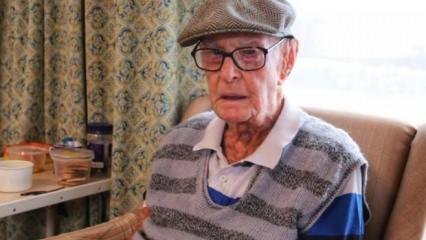 Avustralya'nın en yaşlı adamı 111 yaşında! Uzun yaşamın sırrı...