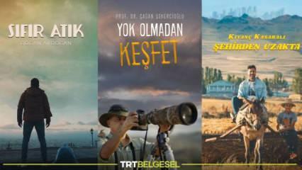 TRT Belgesel'in sevilen yapımlarından yeni bölüm müjdesi!