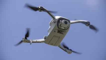 """ASELSAN'ın mikro insansız hava aracı """"Saka"""" kanatlandı"""