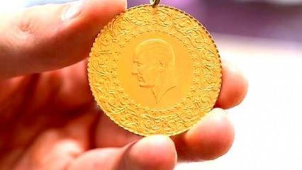 Altın fiyatları hızla yükseliyor? (22 Mayıs Canlı): Gram | Çeyrek | Bilezik | Tam | Yarım | ONS altın alış satış fiyatı