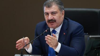 Bakan Koca'dan 'Sinovac' açıklaması: Bu güce güvenin