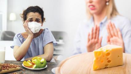 Besin alerjisine dikkat! Sezaryenle doğan çocuklarda görülüyor