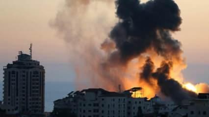 Türkiye'den Gazze'de ateşkes temennisi