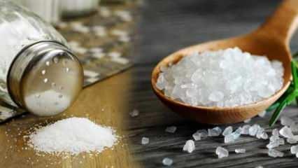 Diyet tuz kullananlar dikkat! Kalp hastalığına neden oluyor